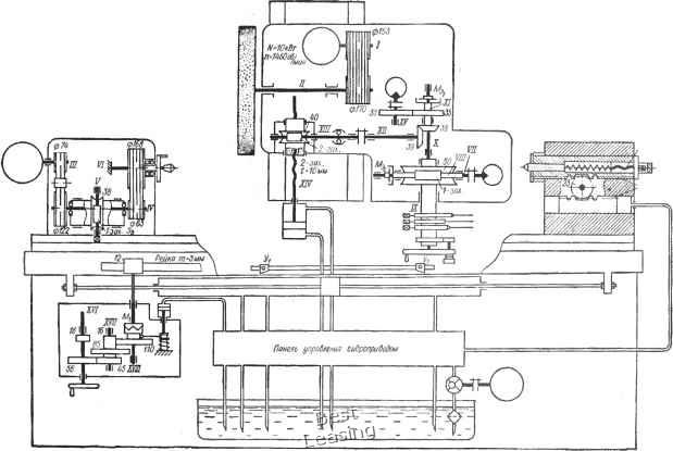 РисГэГГТематнческая схема